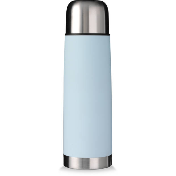 Blokker isoleerfles - lichtblauw - 450 ml