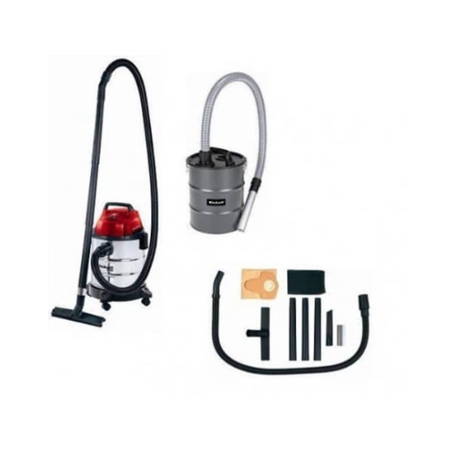 Einhell nat-/droogzuiger TH-VC 1820 S Kit