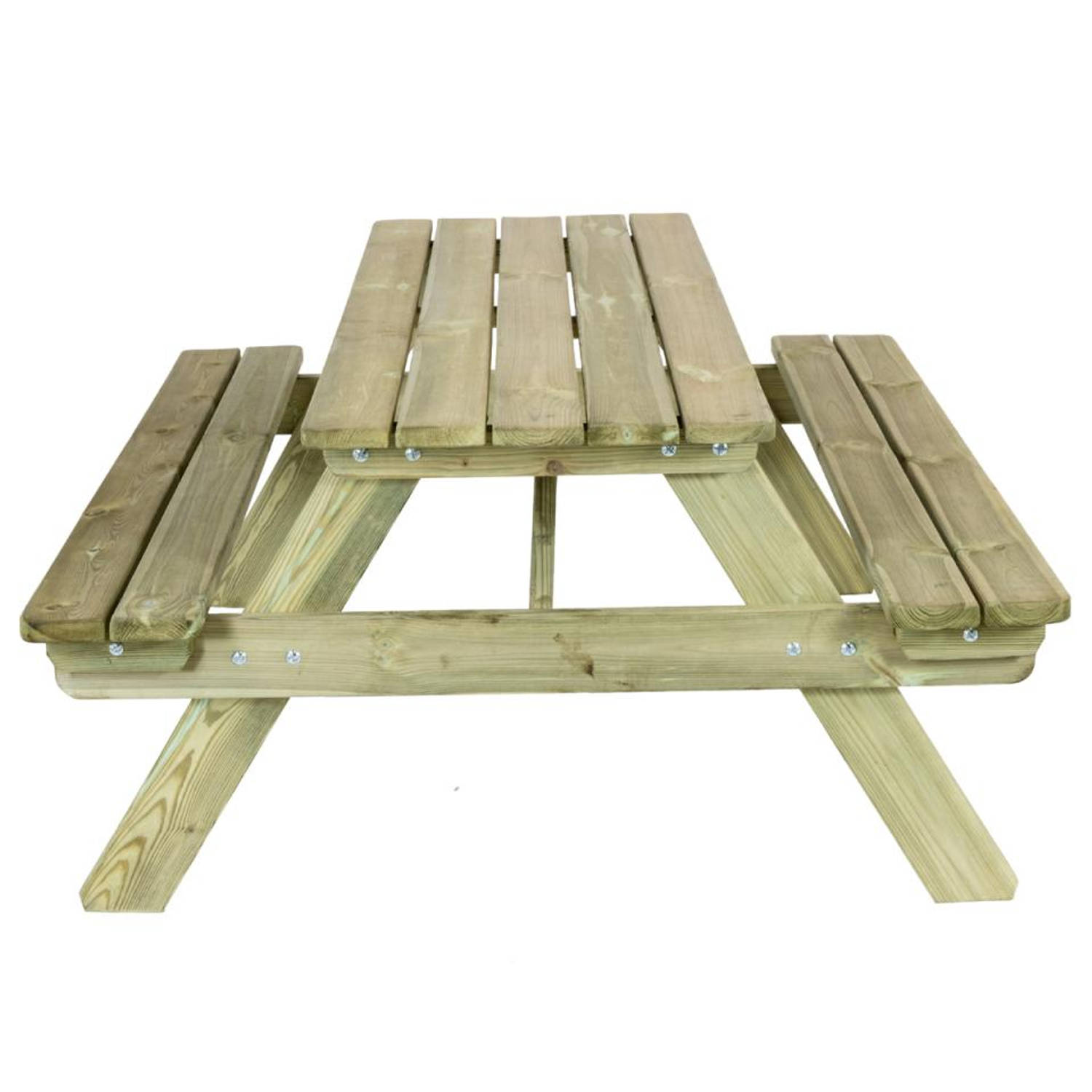 Picknick Tafel En Bank Ineen.Royal Patio Picknicktafel 160cm Blokker