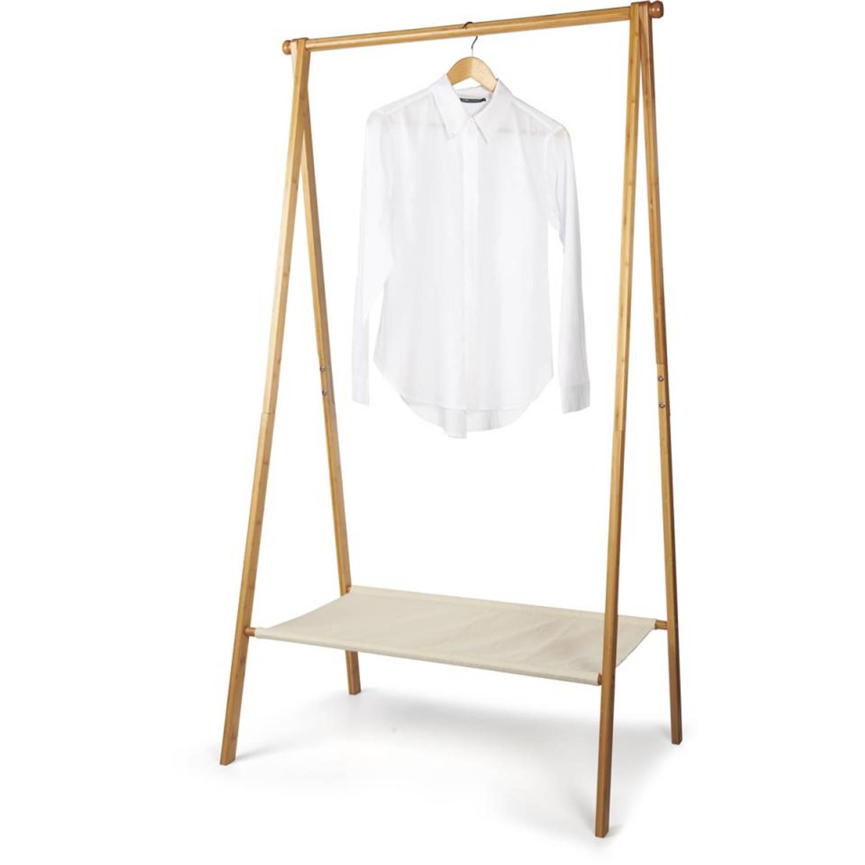 Bamboo kledingrek
