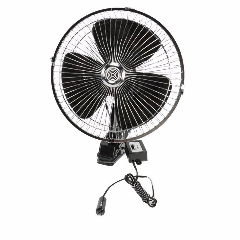 Auto ventilator 24V aansluiting