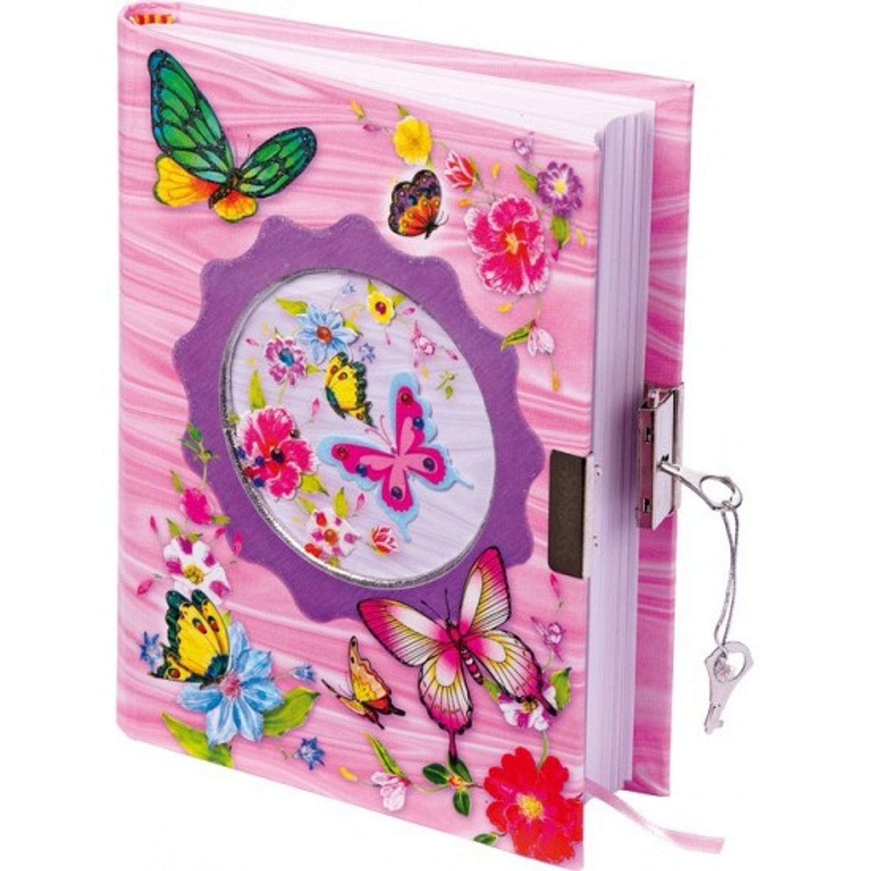 Dagboek vlinder