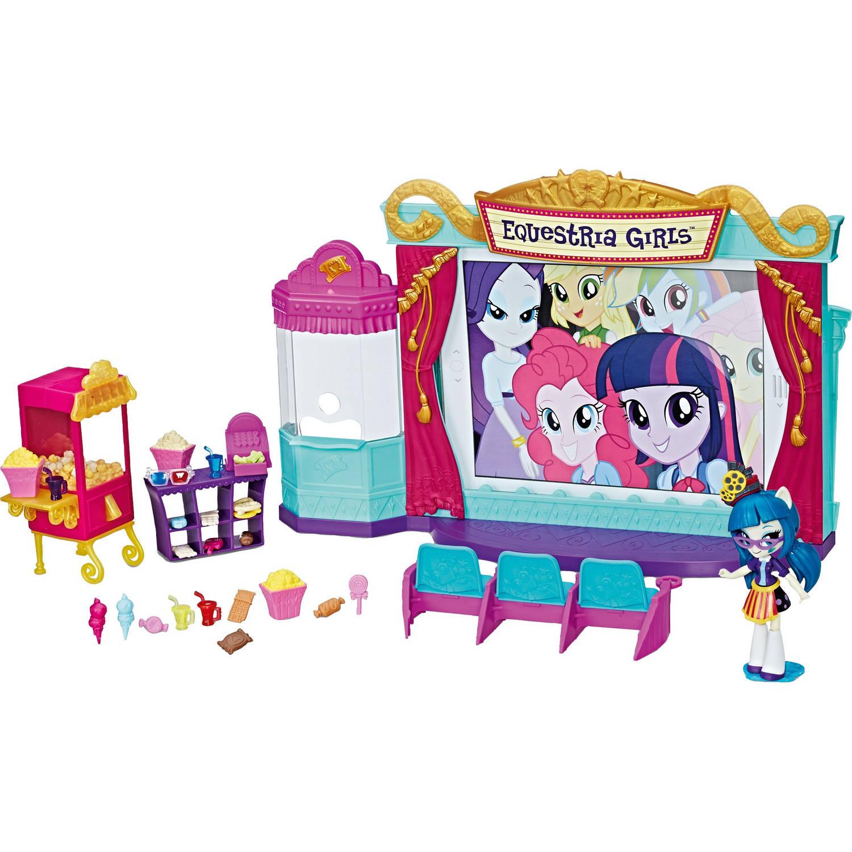 My Little Pony Exquestria Girls Minis Movie Theater
