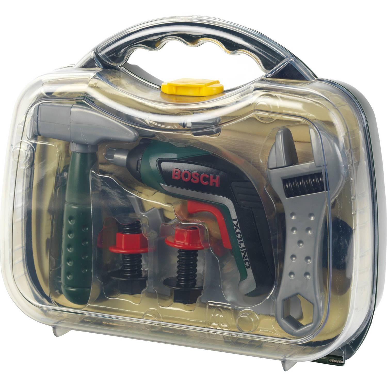 Bosch Werkzeugkoffer mit Ixolino II Akkuschrauber
