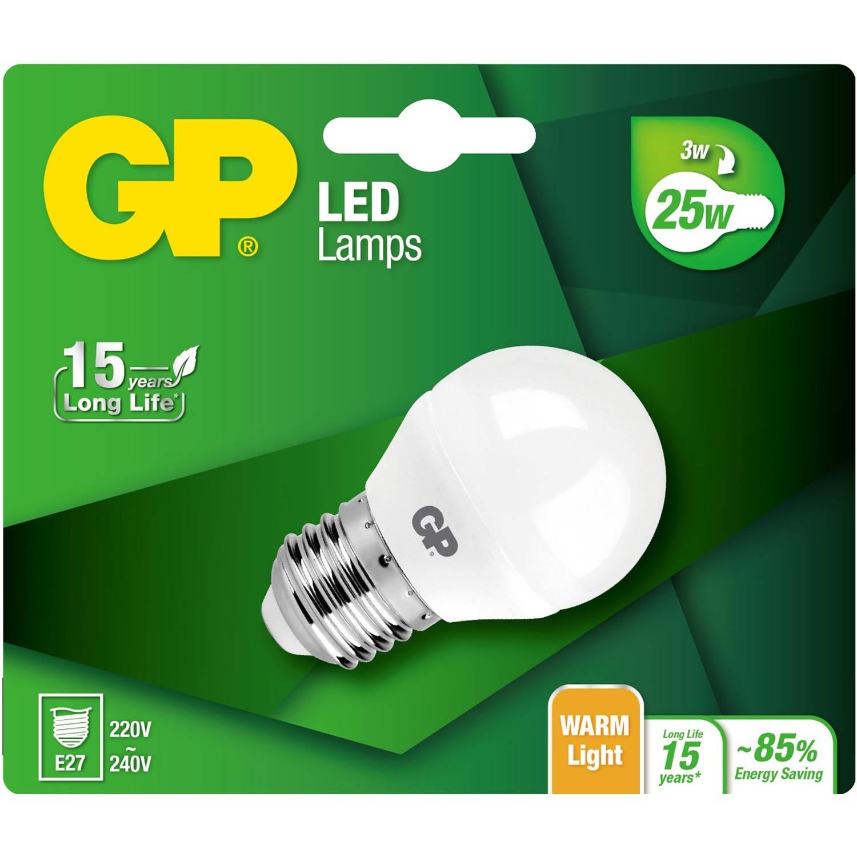 Mini Globe LED E27 3W