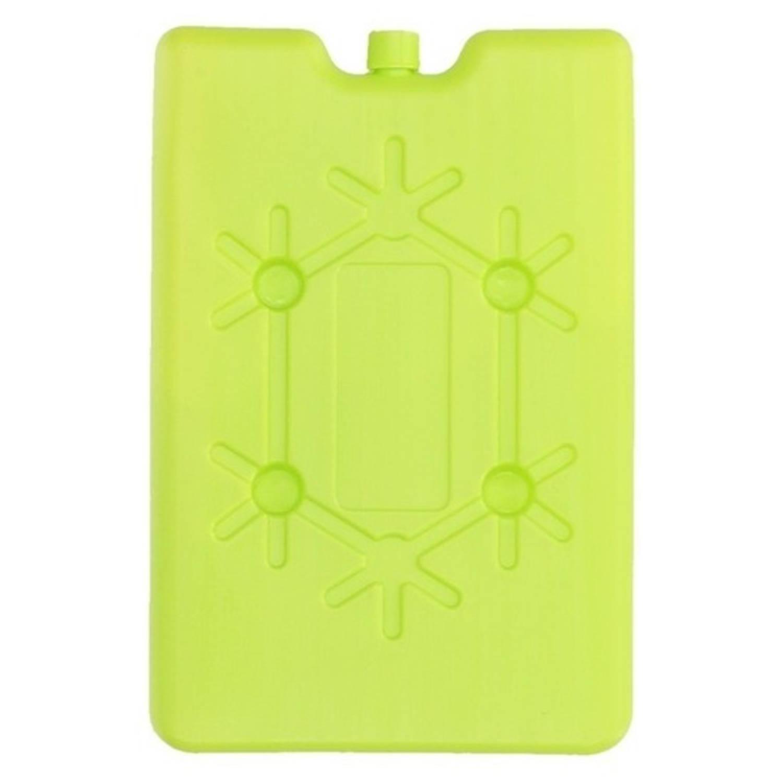 Korting Koelelement Fel Groen 16 Cm Koelblokken koelelementen Voor Koeltas koelbox