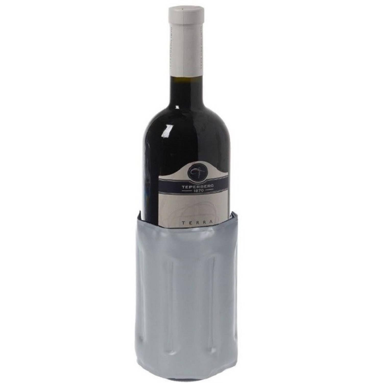 Korting Koelelement Voor Een Fles 34 X 15 Cm Flessenkoelement Drank wijn water Flessen Koel Houden