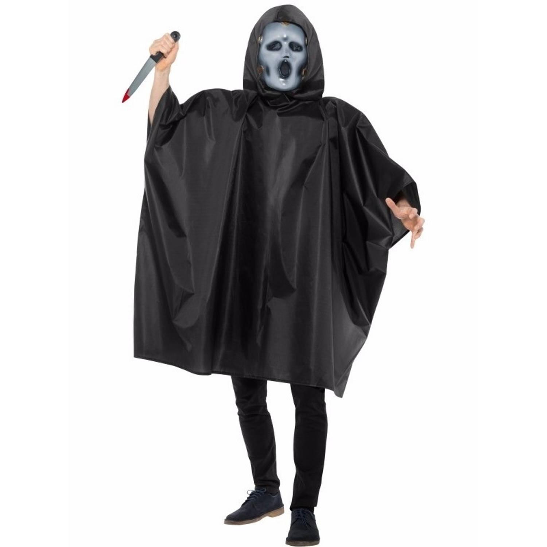 Halloween Pak.Horror Scream Tv Kostuum Voor Heren Halloween Pak 48 50 M