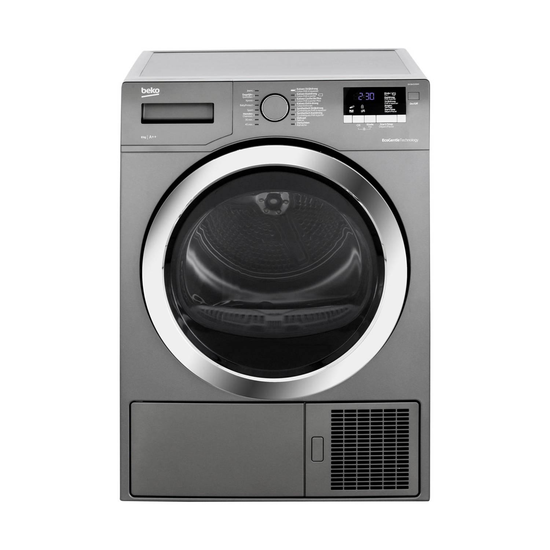 Beko DH8433RXM warmtepompdrogers - Grijs
