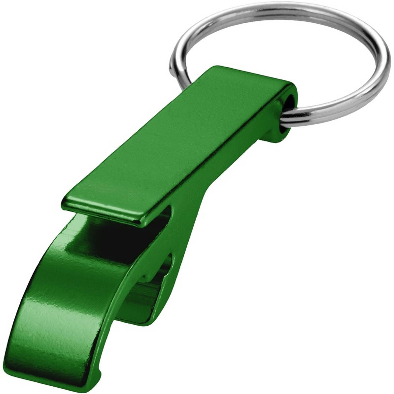 Korting Flesopener Sleutelhanger Groen