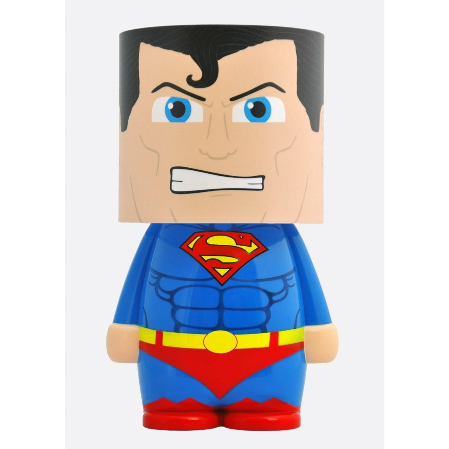 Look-a Lite: DC Comics - Superman Character