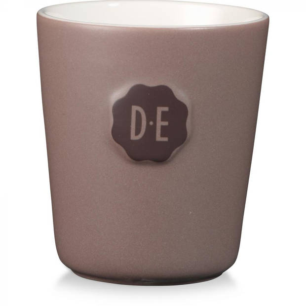 Douwe Egberts Puur mok - 18 cl - taupe