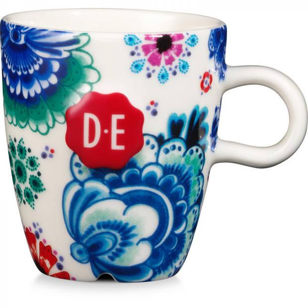 Douwe Egberts Dutch Indigo mok - folk fever - 15 cl