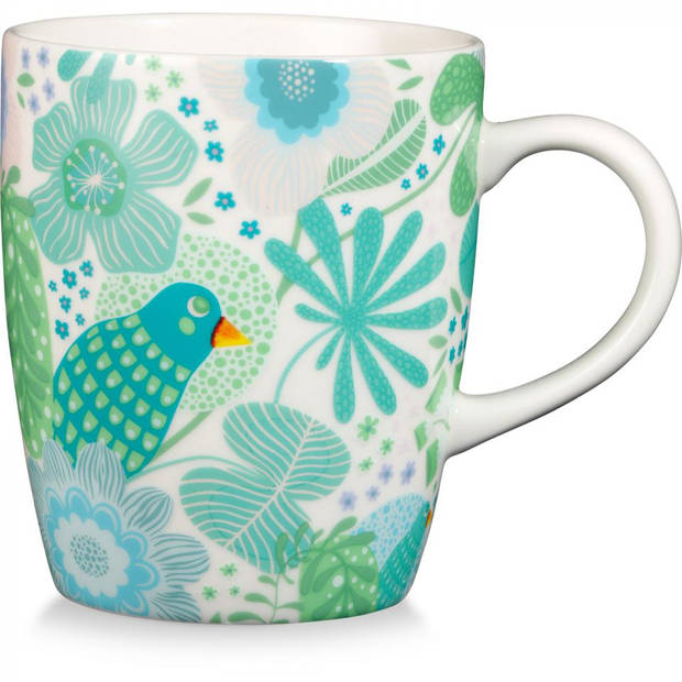 Pickwick Joy of Tea mok - 39 cl - blauw