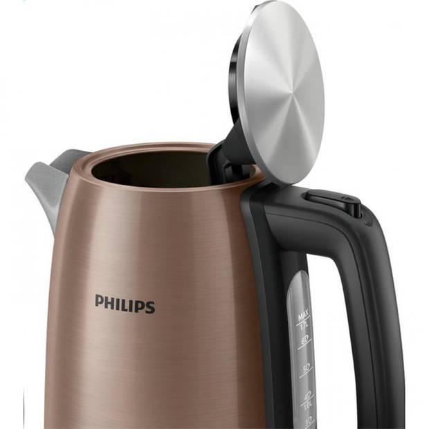 Philips waterkoker HD9352/70 - Koper - 1,7 liter