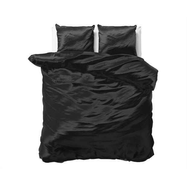 Sleeptime beauty skin care dekbedovertrek black - dekbedovertrek: 2-persoons (200 cm)