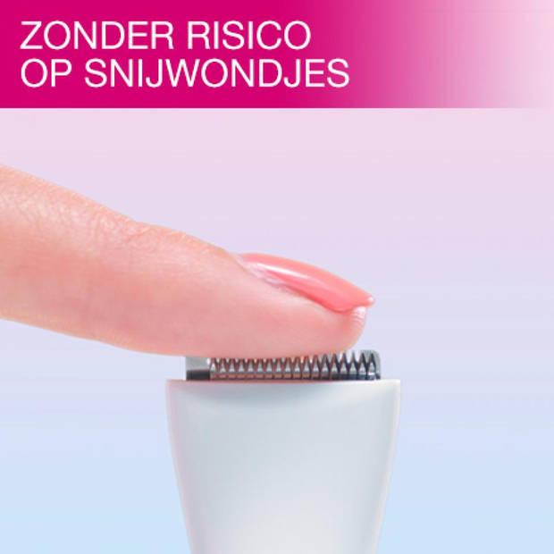 Veet precisietrimmer Sensitive Precision Expert Beauty Styler