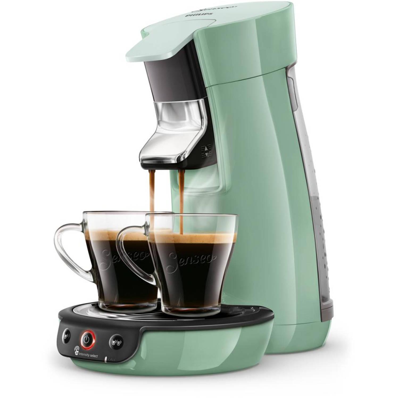 Philips SENSEO® Viva Café koffiepadmachine HD6563/10 - mint groen