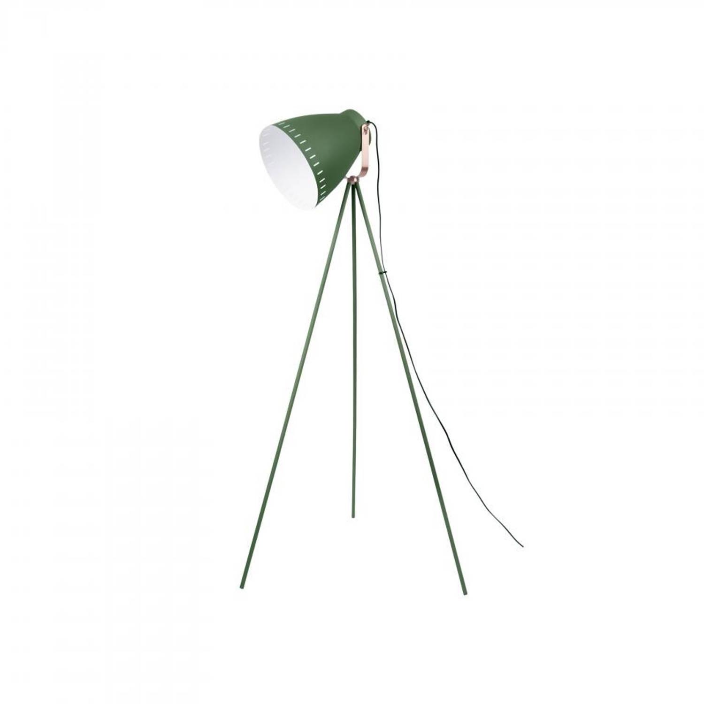 Leitmotiv Vloerlamp Mingle 3 - Metaal - Groen - 145cm