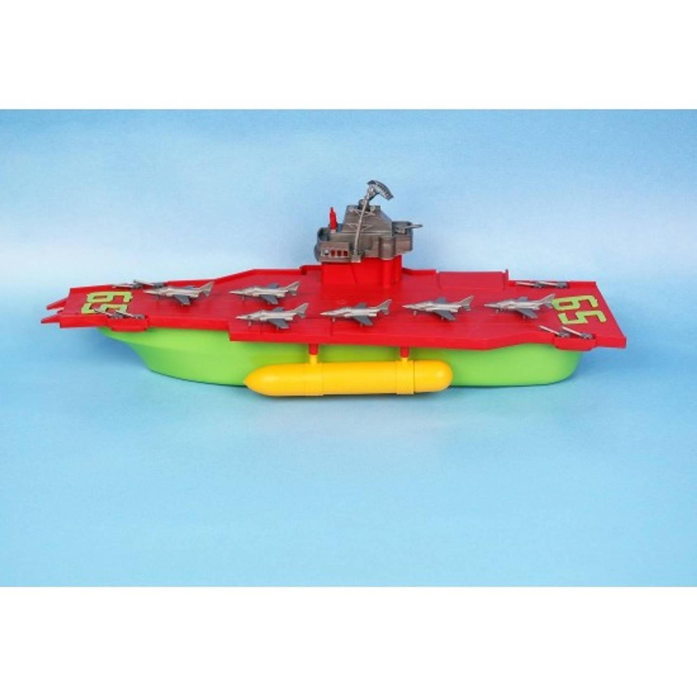Afbeelding van Speelgoed vliegdekschip