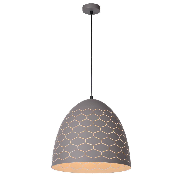 Lucide - galla hanglamp 40cm - grijs