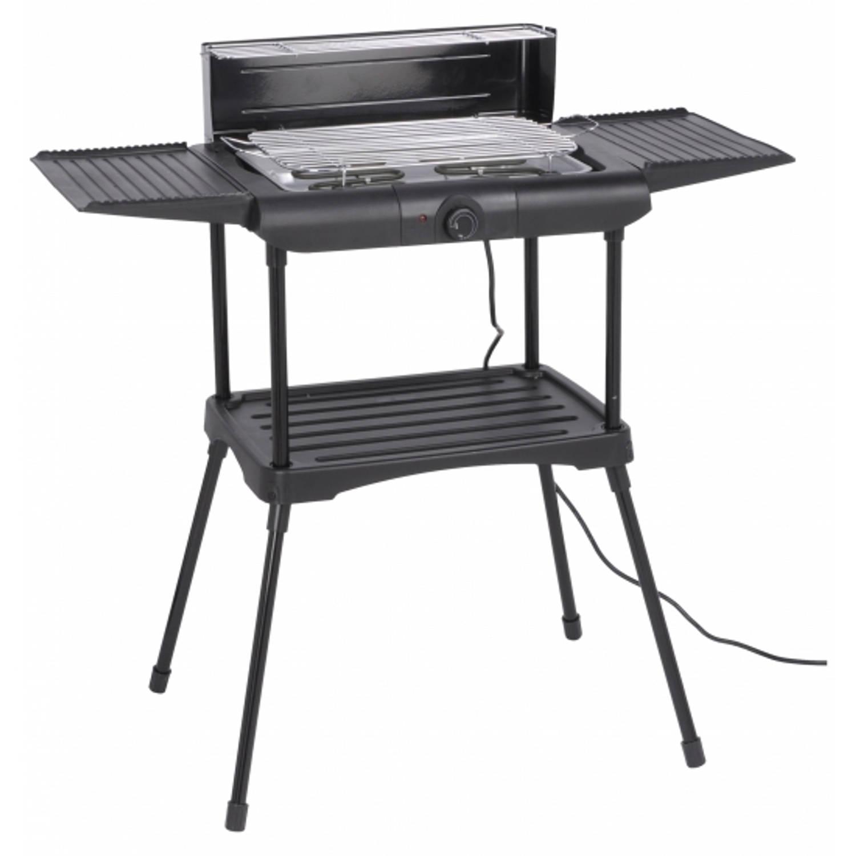 Elektrische Barbecue - 51 X 14 X 38 Cm - Staande Bbq