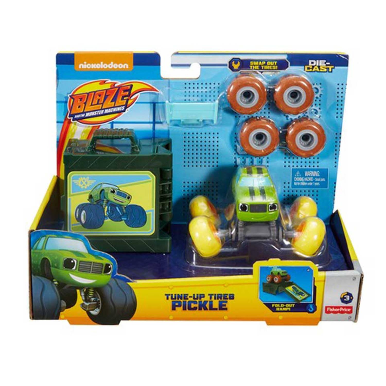 Blaze - Tune Up Tires Pickle