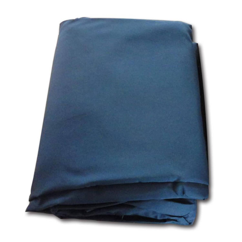 vidaXL Prieel partytent overkapping doek blauw