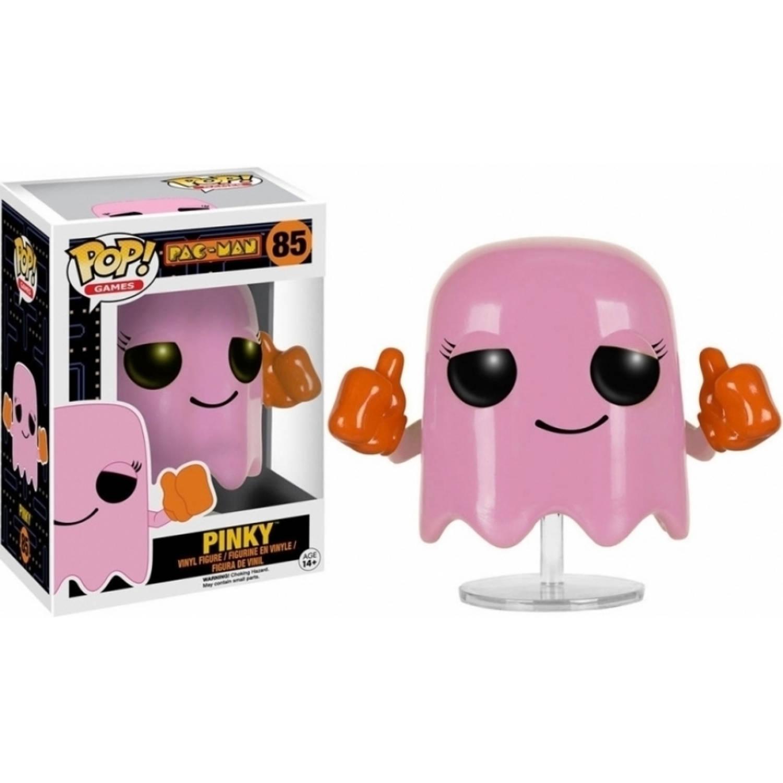 Pop Pac man Pop Vinyl Figure Pinky