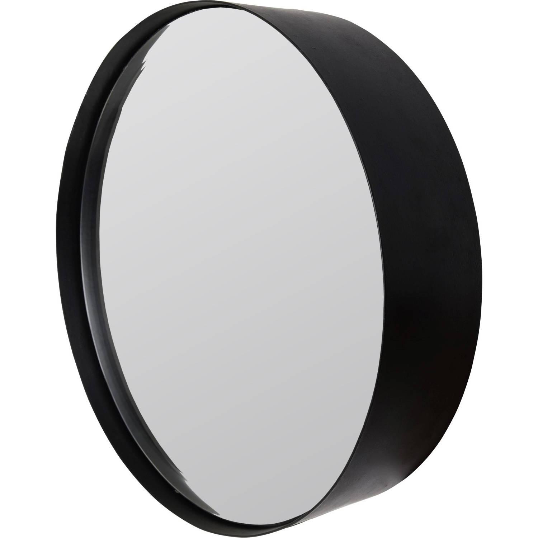 Fresh raj spiegel small zwart blokker for Blokker spiegel