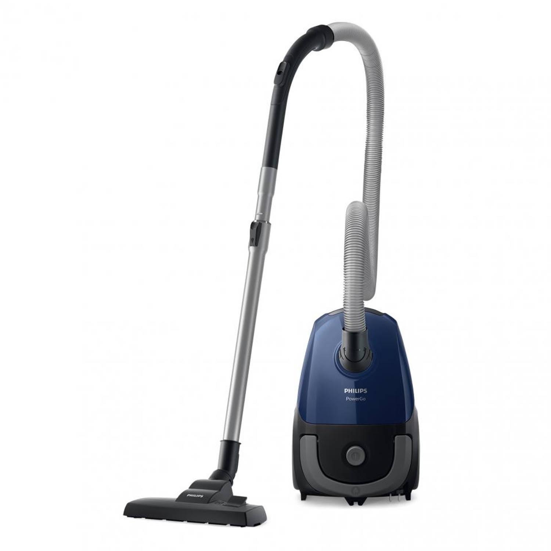Philips stofzuiger PowerGo FC8240/09 - blauw/zwart