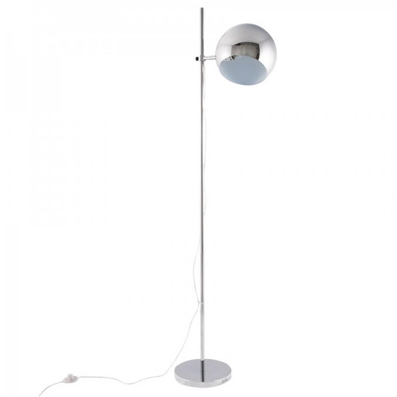 24Designs Vloerlamp Wega - Chroom