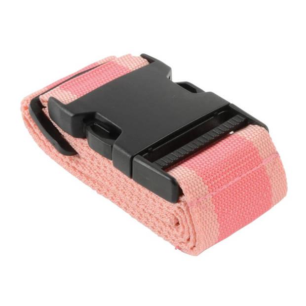 Sundaze bagage riem - roze