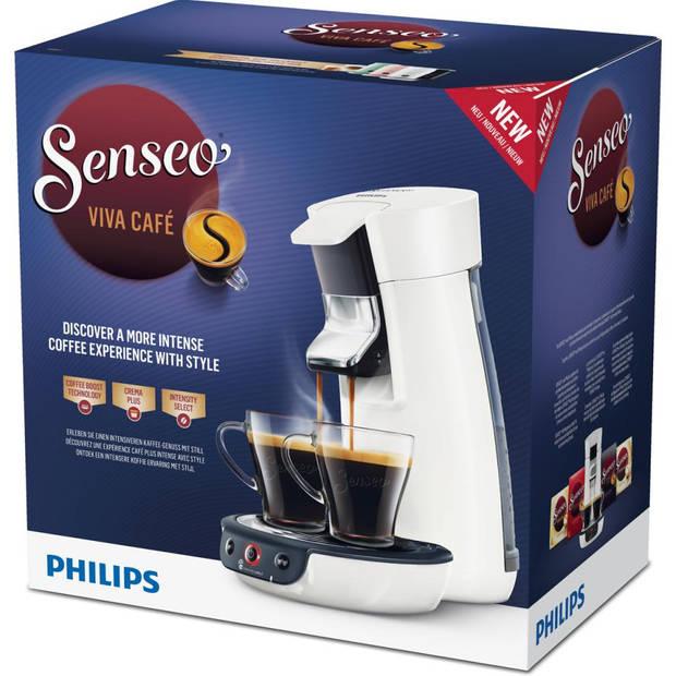 Philips SENSEO® Viva Café koffiepadmachine HD6563/00 - wit