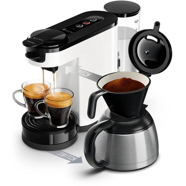 Philips SENSEO® Switch koffiepadmachine HD6592/00 - wit