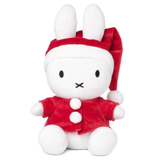 Nijntje 24182043 Nijntje Kerst Zittend 33 cm