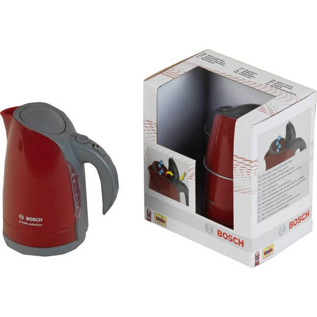 Bosch speelgoed waterkoker - rood