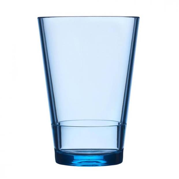 Mepal Flow glas - 275 ml - retro blue