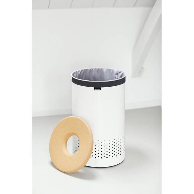 Brabantia wasbox - 60 l - White