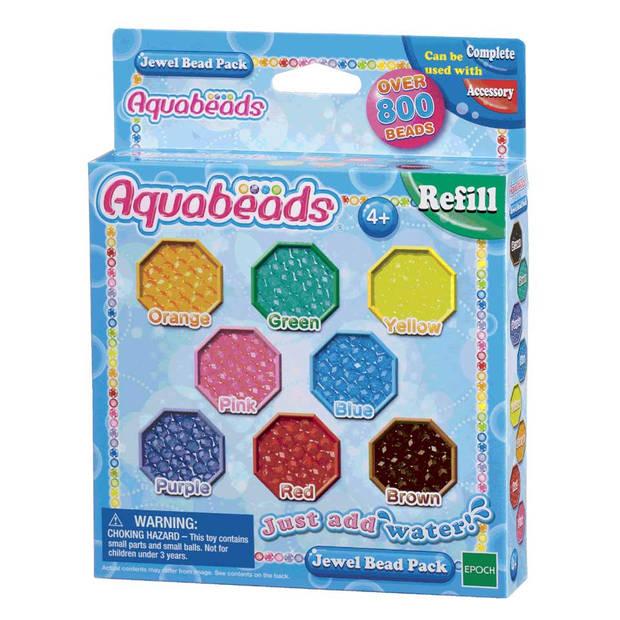 Aquabeads juweelparelpakket navulling 79178