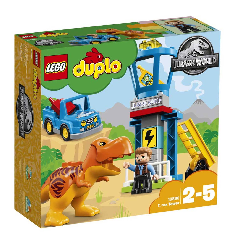 DUPLO - T. rex toren