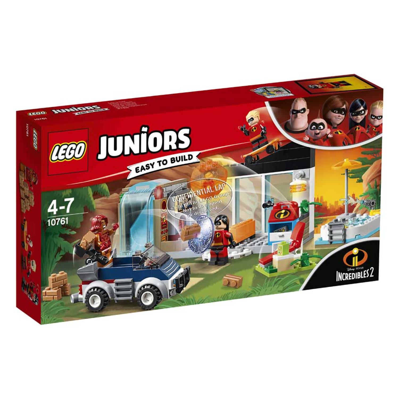 LEGO 10761 De grote ontsnapping uit huis