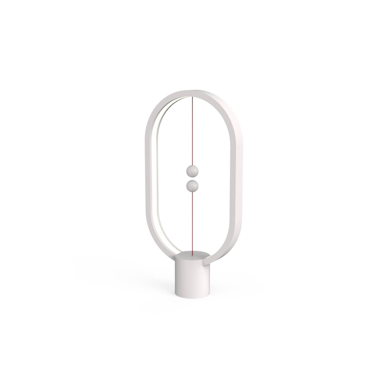 Afbeelding van HENG Balance Lamp USB Elipse Wit