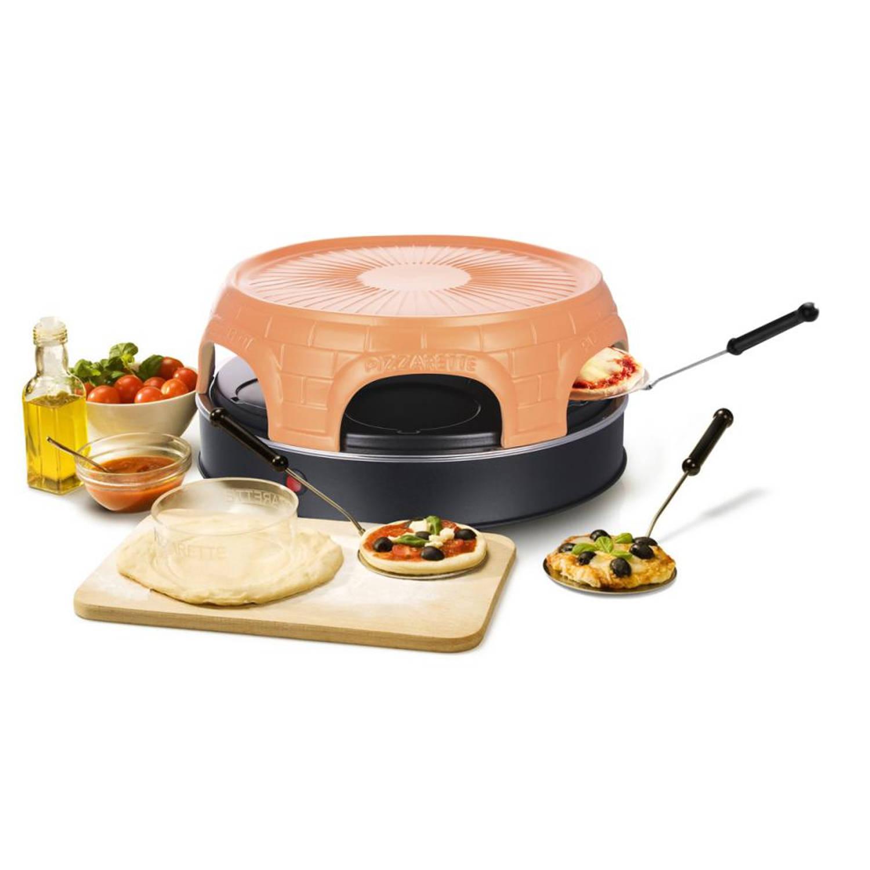 Emerio pizzarette Keep Warm PO-115848 6 persoons