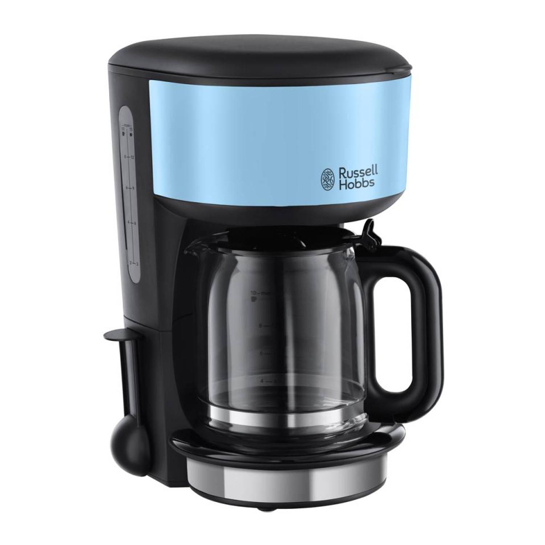 Russell Hobbs koffiezetapparaat Colours plus - blauw