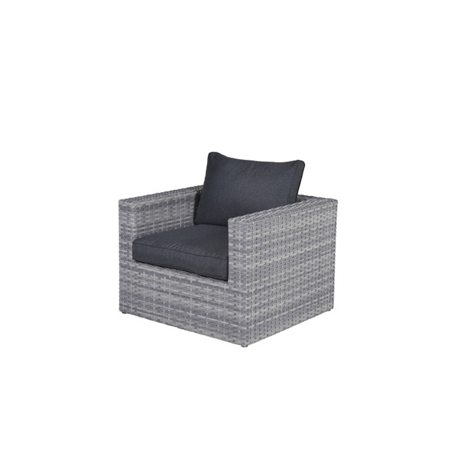 Garden Impressions Toulouse Lounge Fauteuil Cloudy Grey