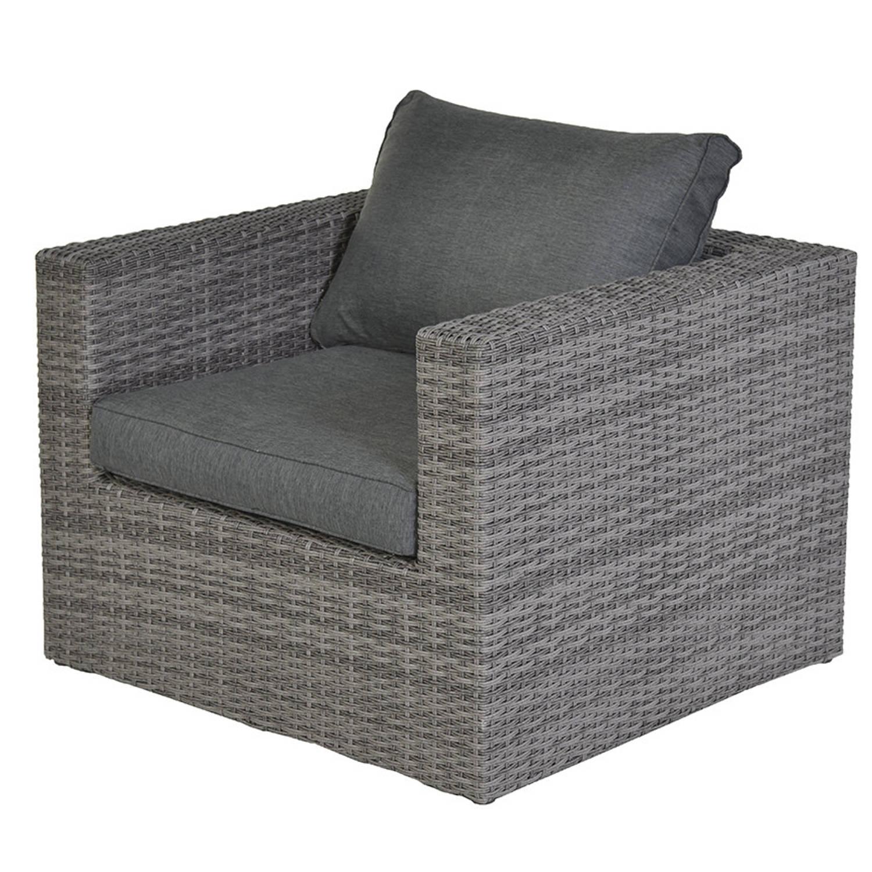Garden Impressions Daytona Lounge Fauteuil Organic Grey