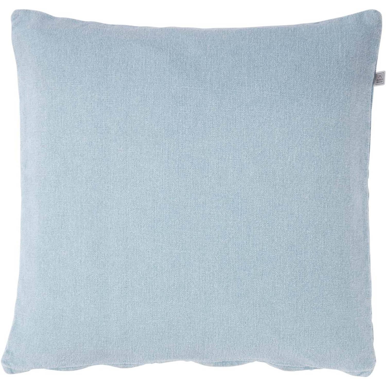Dutch decor kussenhoes anna 50x50 cm blue