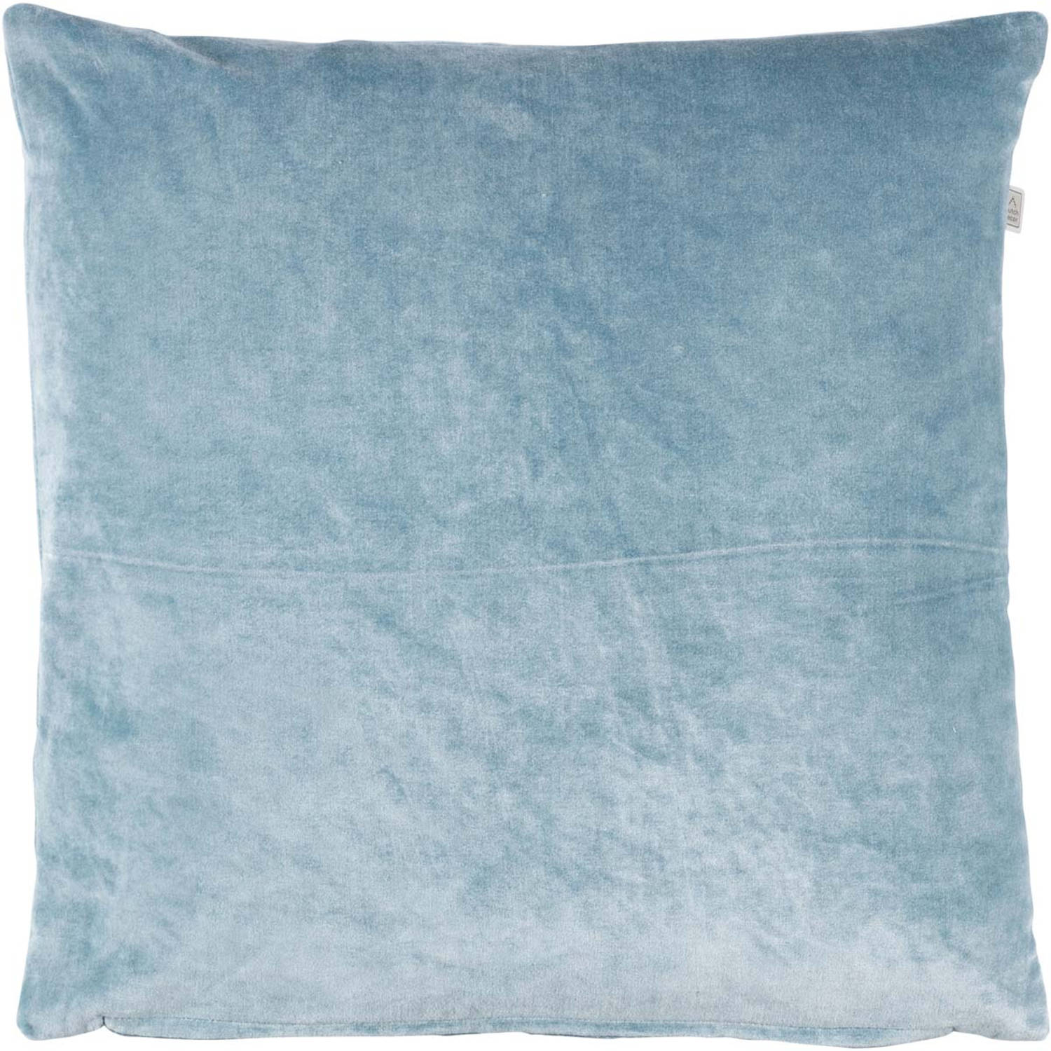 Dutch Decor Sierkussen Cido 45x45 cm blue