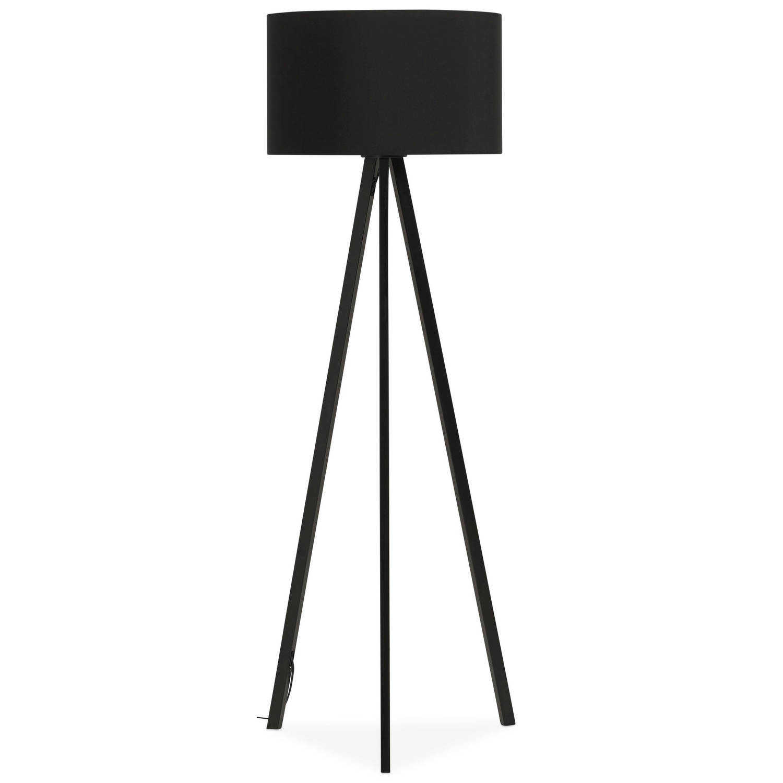 24Designs Vloerlamp Leya - H159 - Zwart